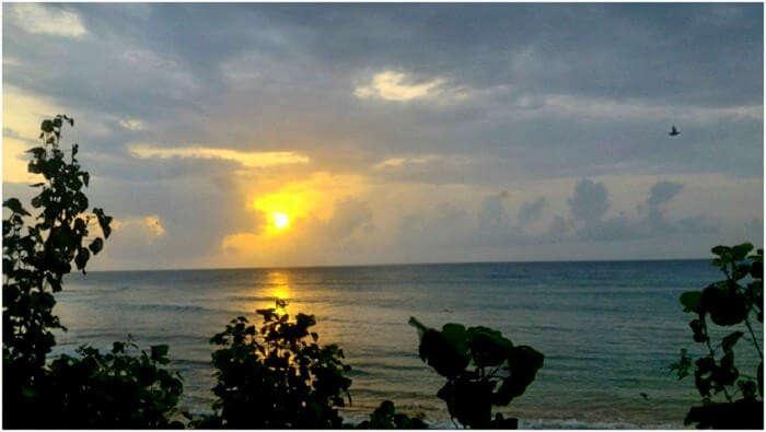 Kala Pathar beach in Andaman