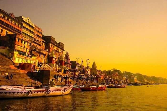 Banaras ghat