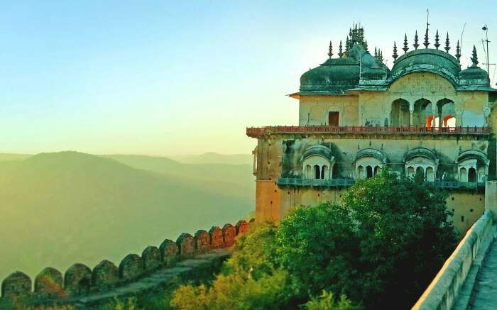 Bala Quila is among the lesser known forts in Rajasthan