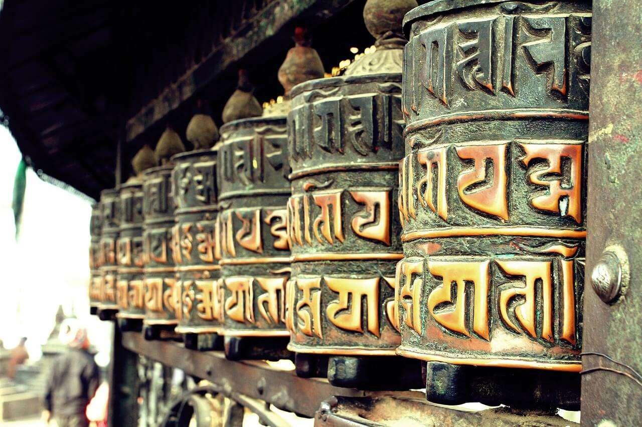 Gonjang Monastery in Sikkim