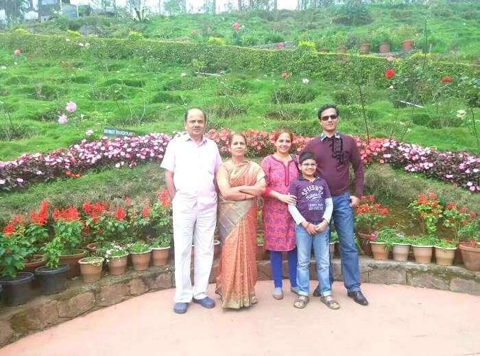 Munnar horticulture