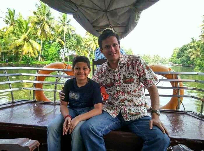One night stay in Alleppey Houseboat