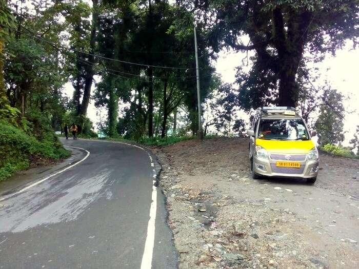 Drive from New Jalpaiguri to Gangtok