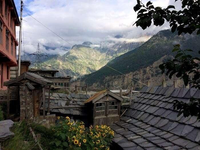 Hills in Kalpa