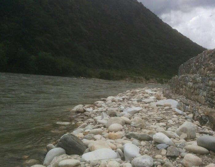 Sceneries in Bhutan