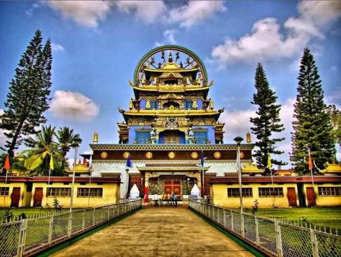 Namdroling Monastery, Mysore