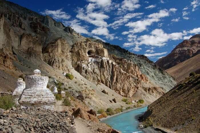 Trek to Phuktal Monastery, Zanskar