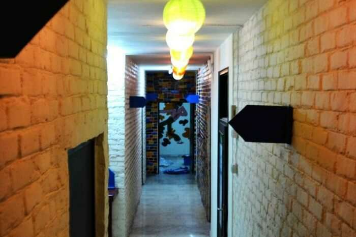 The Hosteller in Saket