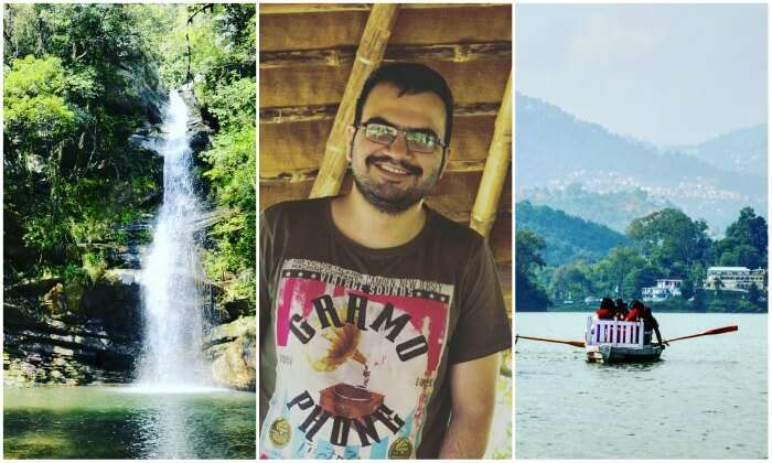 all about abhishek's trip to mukteshwar