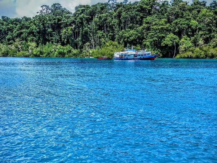 Natural beauty in Andaman