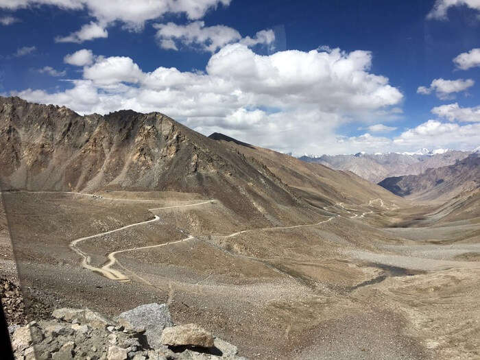Surreal beauty of Ladakh