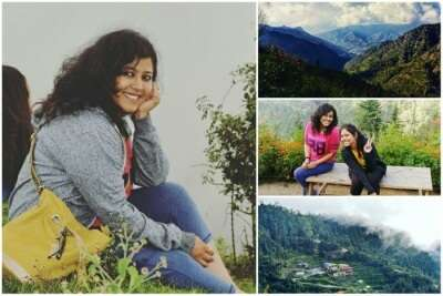 memories of my trip to Dhanaulti