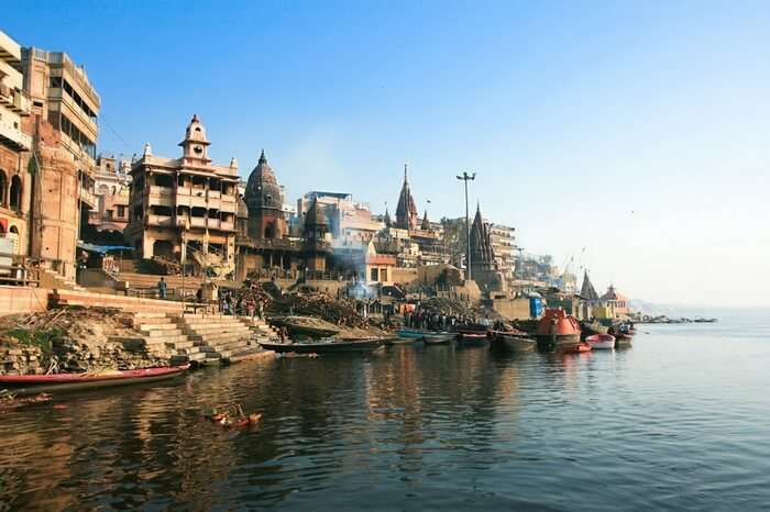 Manikarna Ghat in Varanasi