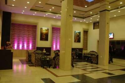 Lobby of Hotel City Inn