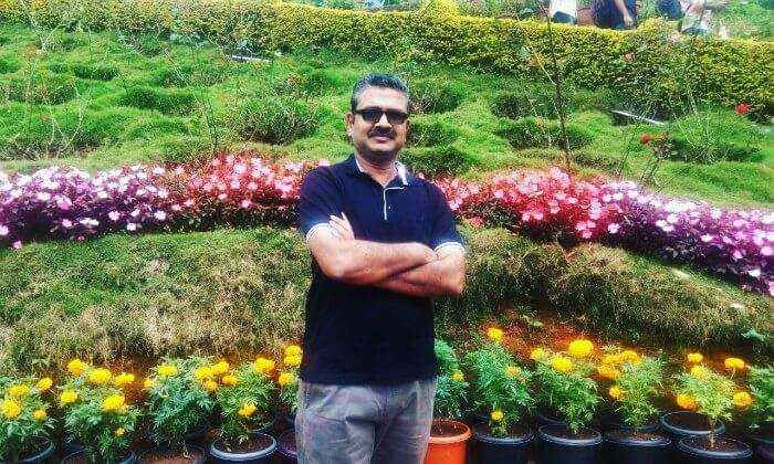 anuj's at rose garden