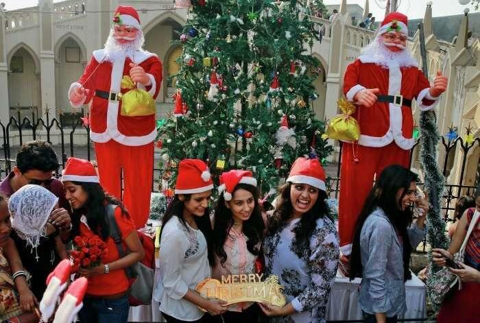 celebrate christmas in bangalore & revel in the festive spirit