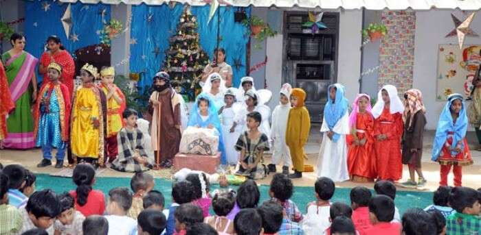 celebrate christmas in chennai & watch a christmas play at its many churches