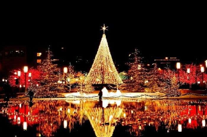 spend christmas in delhi