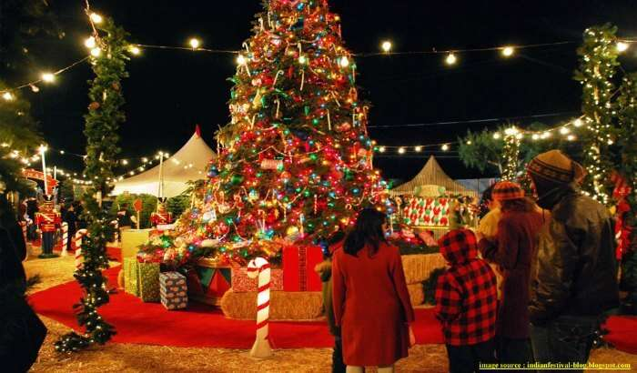 celebrate christmas in kerala and be a part of unending fun & frolic