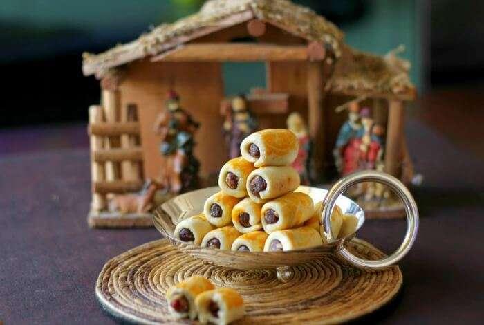 celebrate christmas in mumbai & eat plum cakes and date rolls