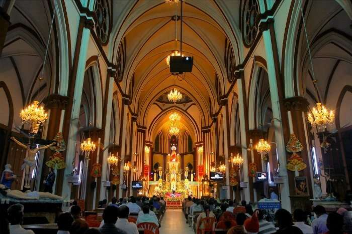 celebrate christmas in pondicherry and attend mass at its beautiful churches