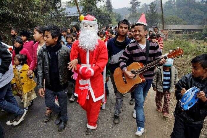 celebrate christmas in shillong to have unending fun this winter season