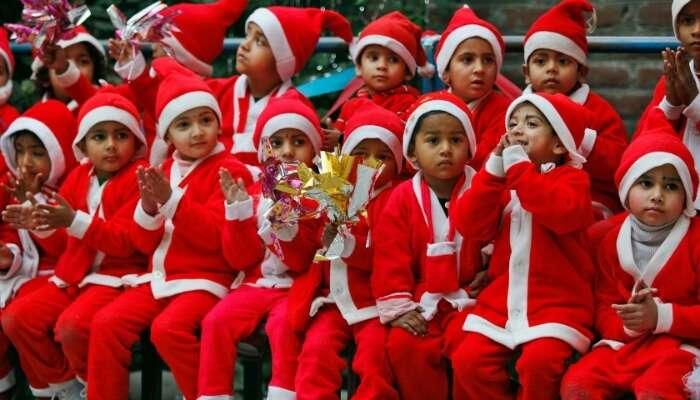christmas in shimla