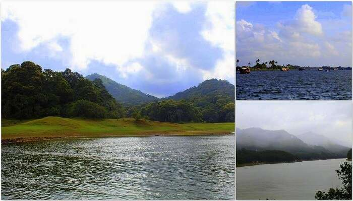 Beautiful nature in Kerala
