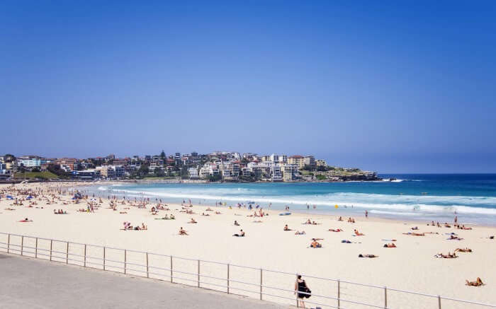 Bondi Beach in Australia