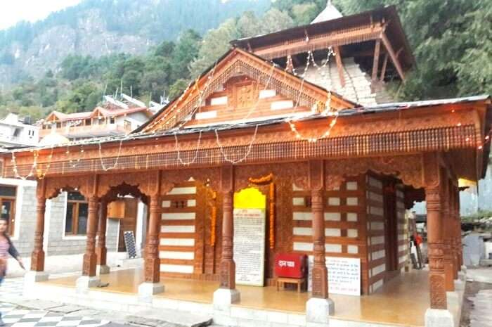 Hadimba Temple, Himachal Pradesh