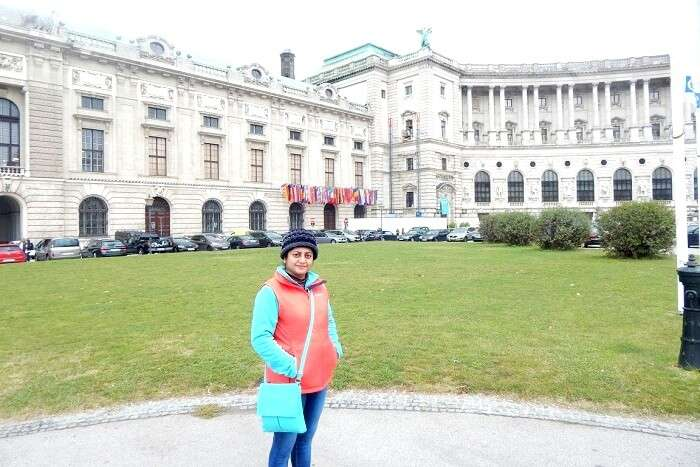 Getting a feel of the aristocracy in Vienna