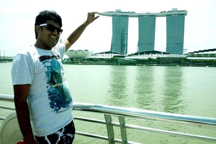 Saying goodbye to Marina Bay