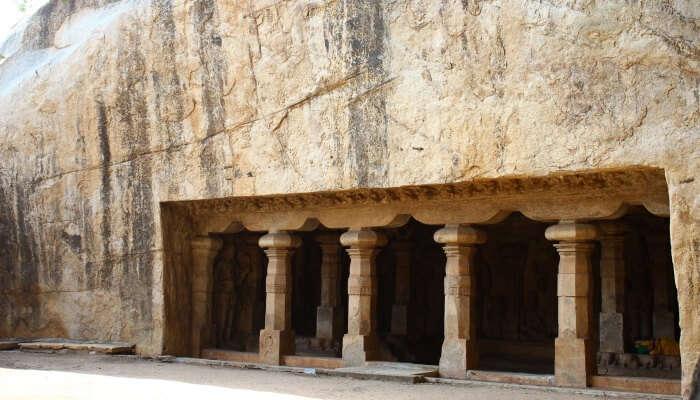 caves in Tamil Nadu