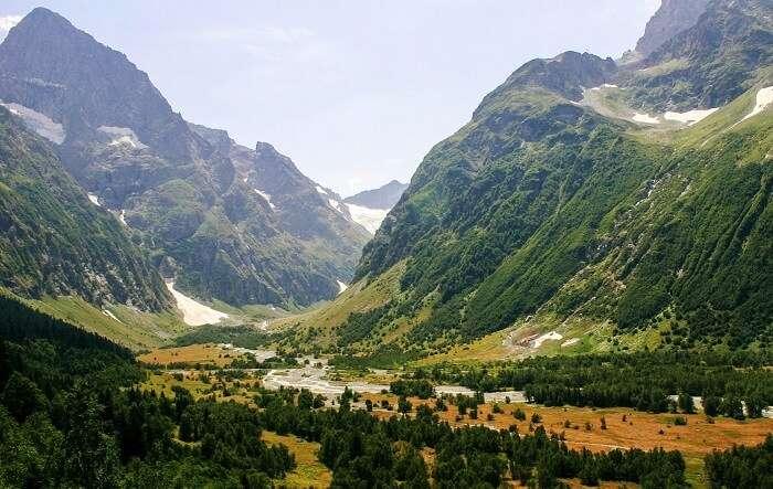 Hills of Lansdowne, Uttarakhand