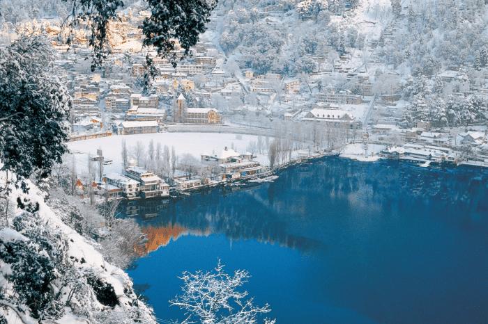 winters in nainital