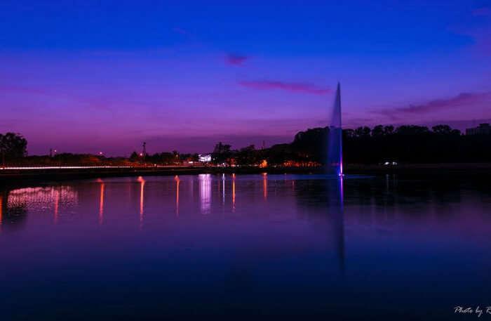 The Bewitching Bengaluru View