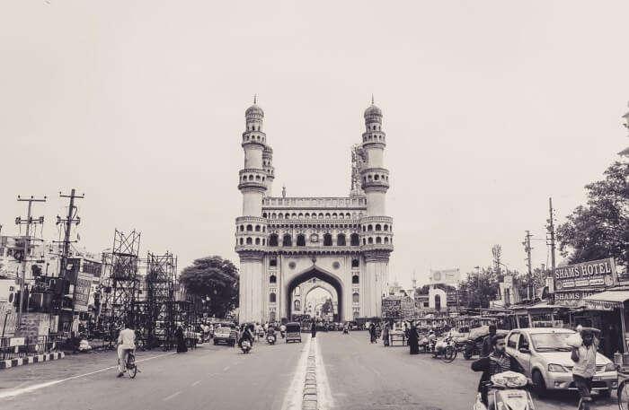 Hyderabad Monument
