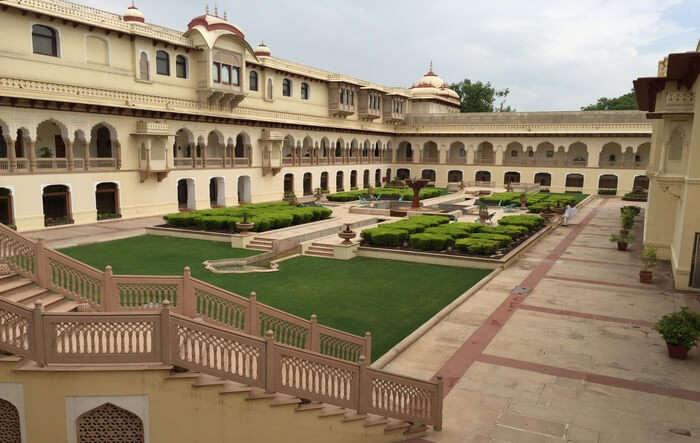 Large Palace view