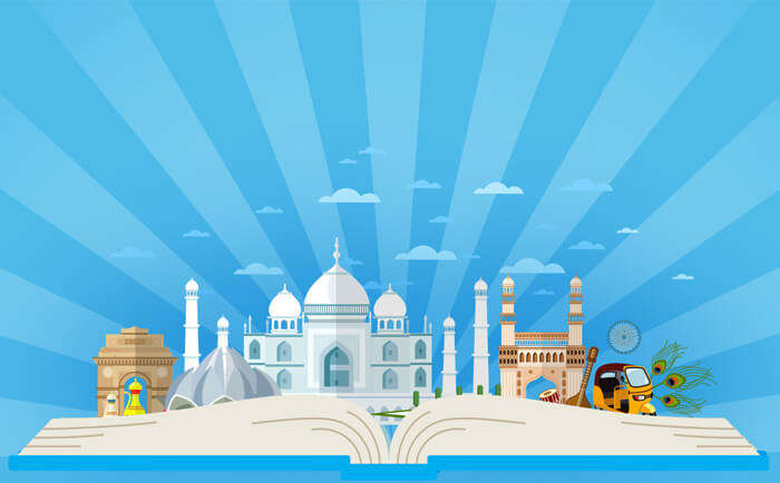 A list of books that inspire you to travel in India