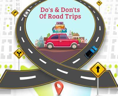 follow these dos & donts of road trips