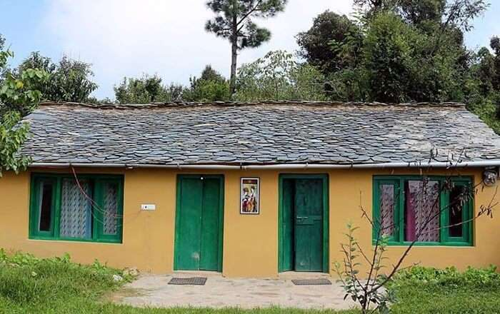 A homestay in Kanatal that offers delightful stay experience