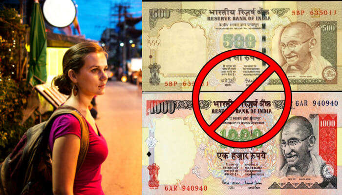 The travel woes that will arise due to the discontinuation of the old currency notes of INR 500 and 1000