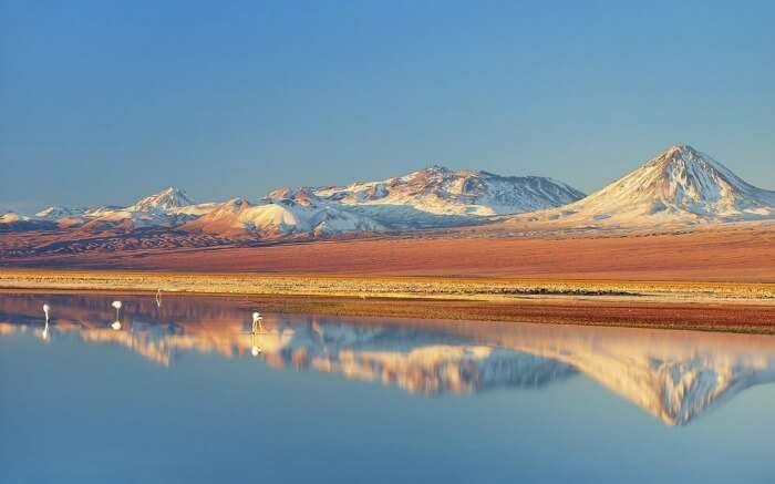 Atacama Desert in Chile