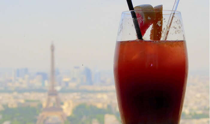 cocktail paris