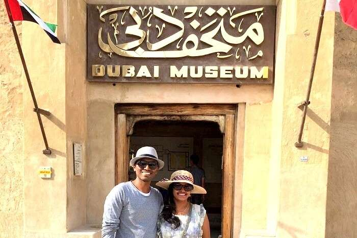 Sightseeing in Dubai