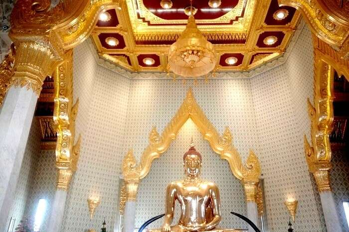 Bangkok monuments