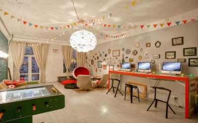 Soul Kitchen Junior Hostel in Russia - one of the best hostels in Europe