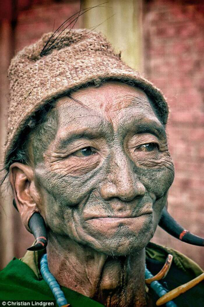 head hunter in nagaland