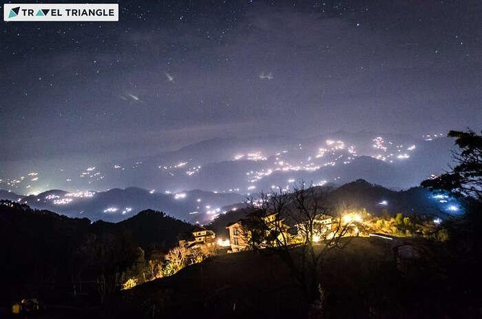 Kanatal night beauty
