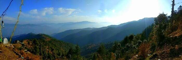 Nature in Kanatal